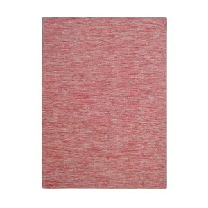 Covor bumbac The Rug Republic Alena, 230 x 160 cm, roșu