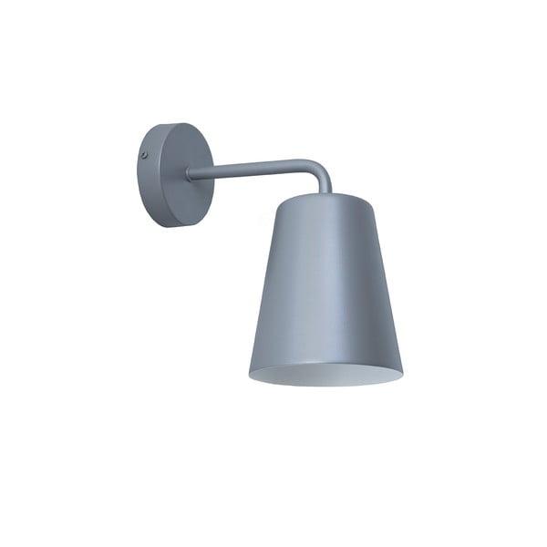 Stříbrné nástěnné světlo Loft You Pot