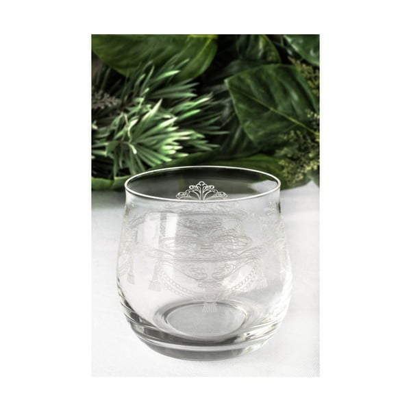 Sada 6 skleněných skleniček Aitolos