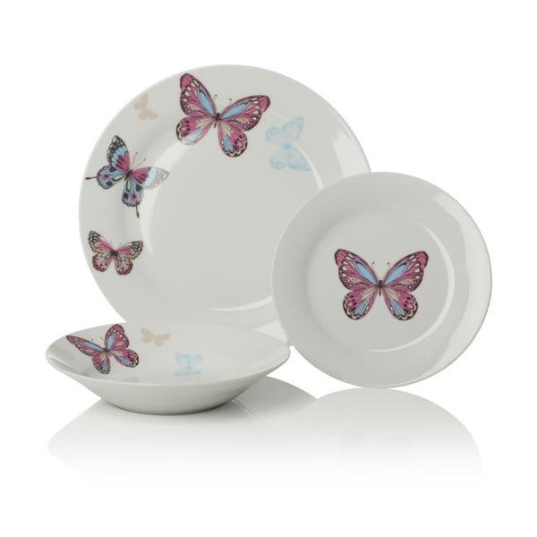 12dílná sada nádobí Sabichi Mariposa