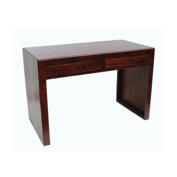 Pracovní stůl z palisandru Indigodecor