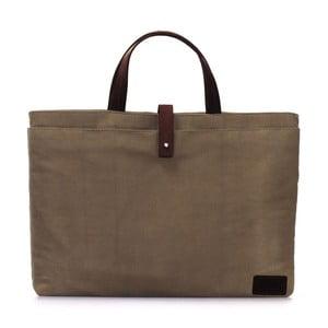 Hnědá taška do ruky O My Bag Worker
