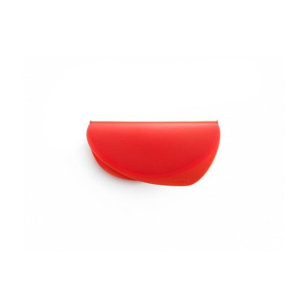 Červená silikonová forma na omeletu Lékué