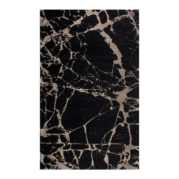 Běhoun Eco Rugs Gold Marble, 80 x 300 cm
