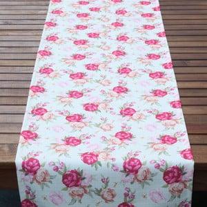 Běhoun na stůl Roses