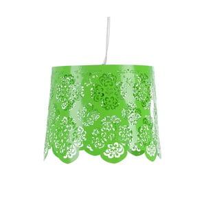 Závěsné světlo Large Ibiza, zelené