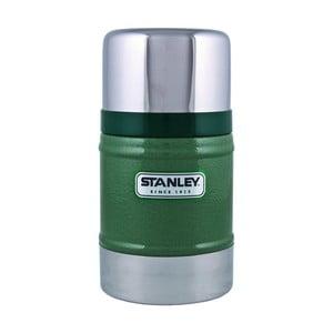 Termoska Stanley Classic na jídlo, 0,5 litru, zelená