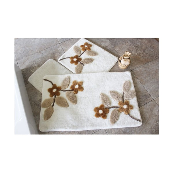 Zestaw 3 dywaników łazienkowych Alessia Bonita
