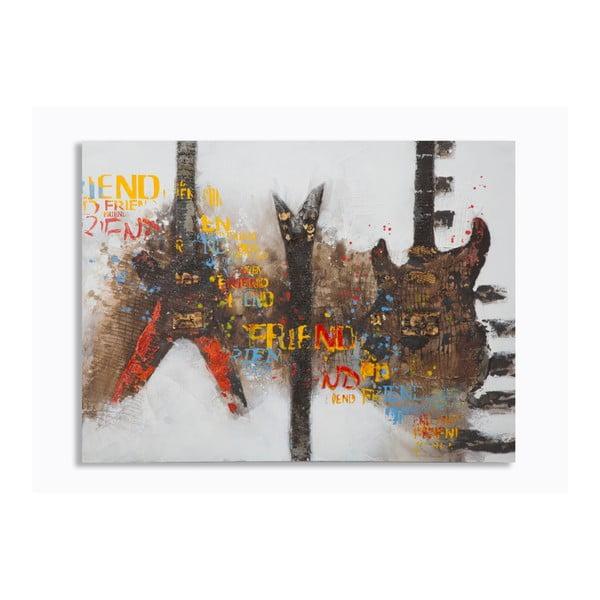 Obraz Mauro Ferretti Guitars Art,120x90cm