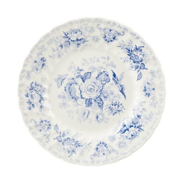 Talíř Oriental Garden Blue, 17 cm