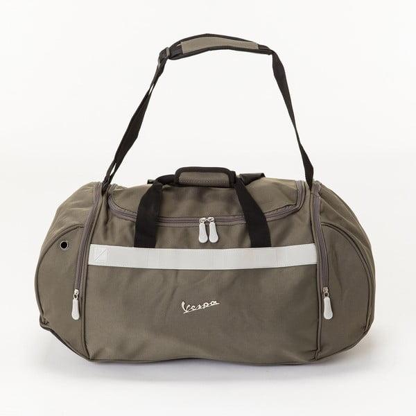 Sportovní taška přes rameno Vespa Beige
