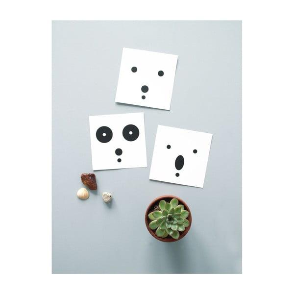 Sada 3 kartiček SNUG.Art