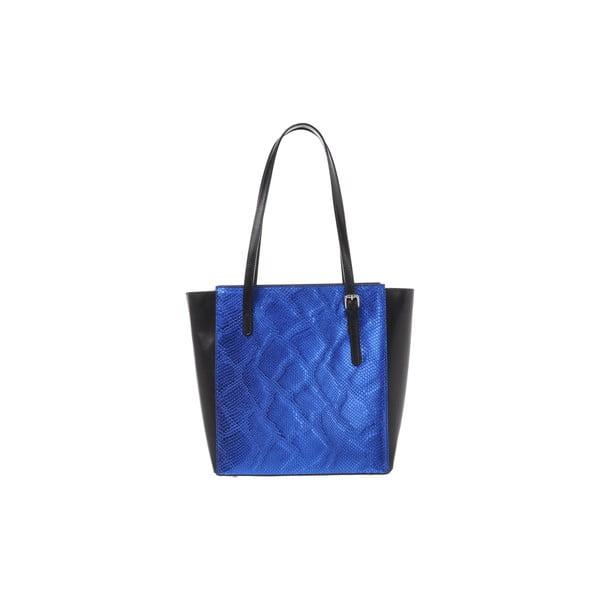 Kožená kabelka Rep Miss Blue