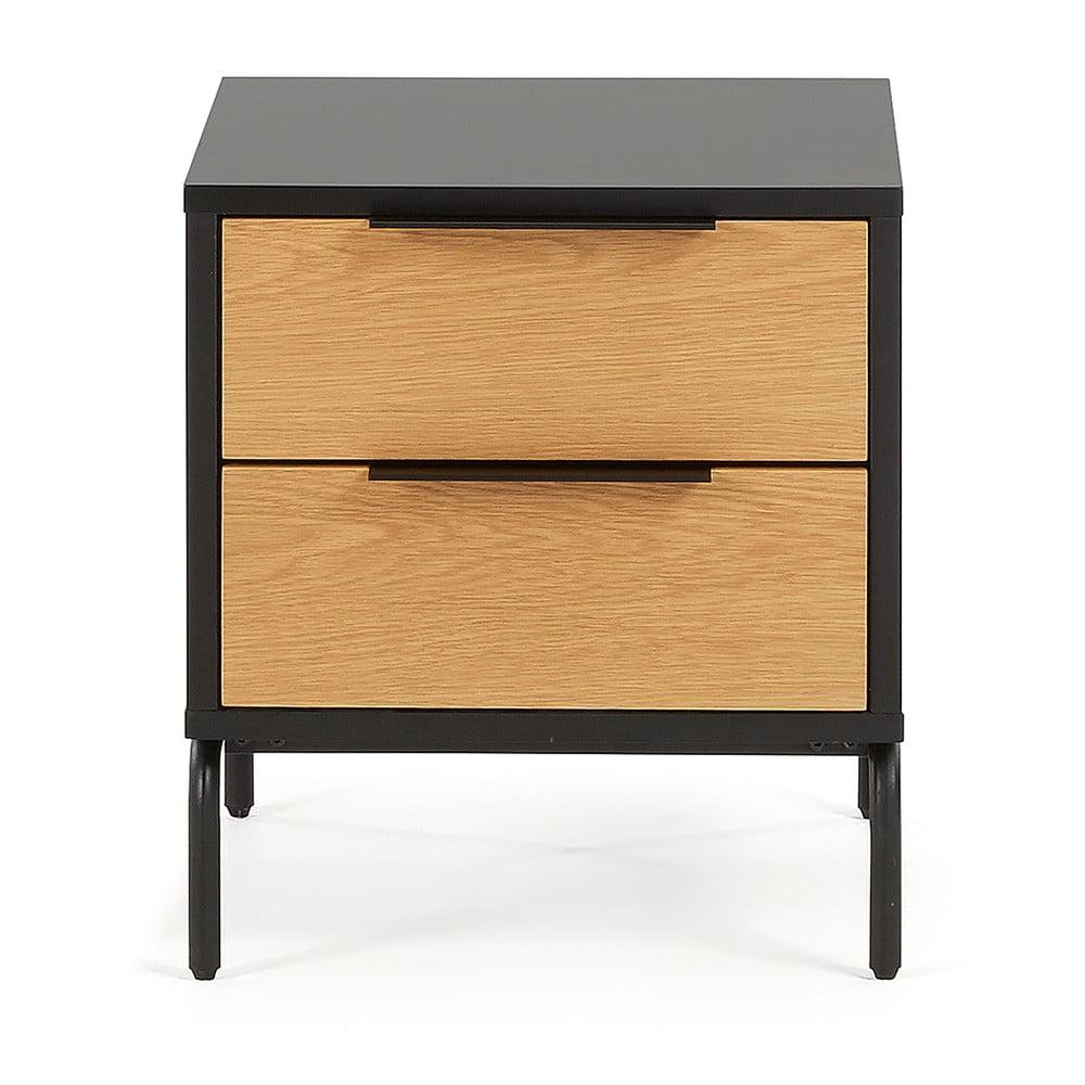 Noční stolek La Forma Savoi, 42 x 50 cm