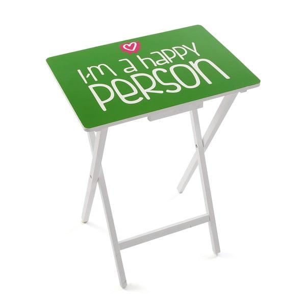 Rozkládací stolek Happy Person