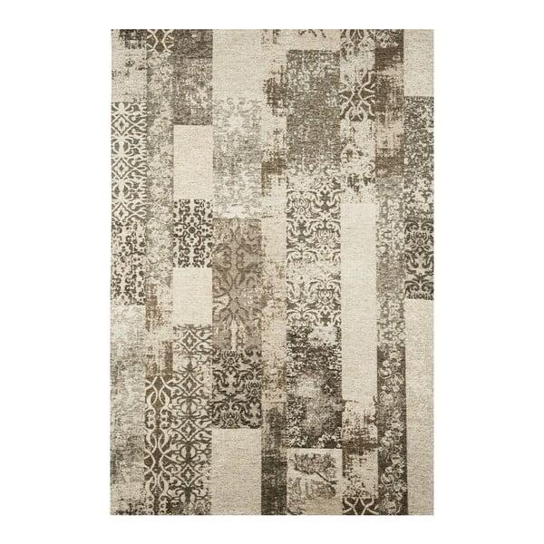 Béžový koberec Naturalis, 135x200cm