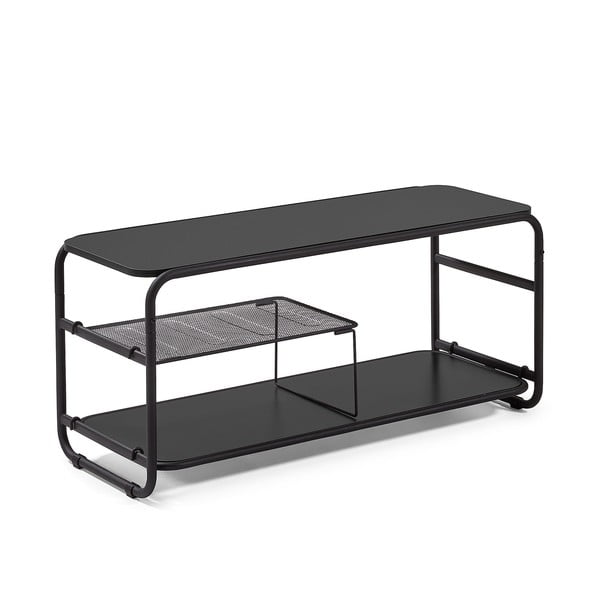Masă TV La Forma Academy, 98 x 46 cm, negru