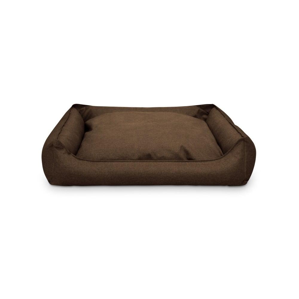 Hnědý pelíšek pro psy Marendog Cosmos Premium