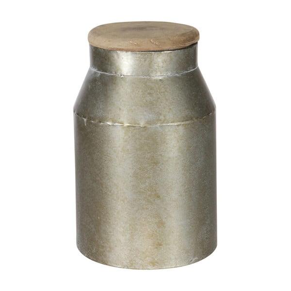 Barrel dekorációs edény, magasság 28 cm - BePureHome