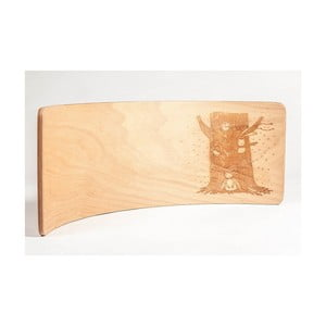 Bukové houpací prkno Utukutu Anděl, délka82cm