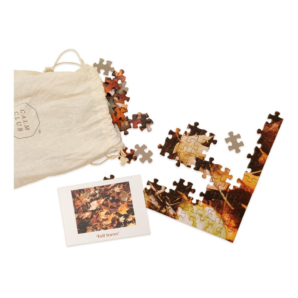 Puzzle v dárkovém sáčku Luckies of London Peace by Piece