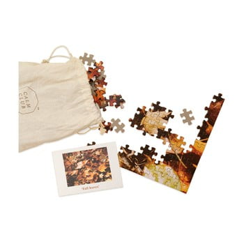 Puzzle într-o pungă de cadouri Luckies of London Peace by Piece imagine