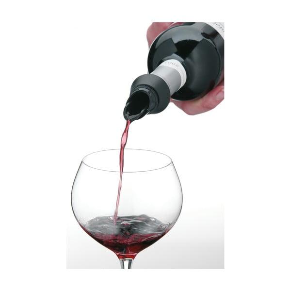 Pâlnie din oțel inoxidabil cu capac de vin WMF Cromargan® Clever & More