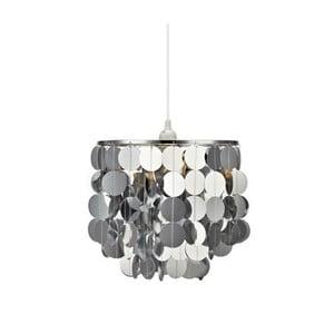 Stropní svítidlo ve stříbrné barvě Markslöjd Zumba, ⌀ 30 cm