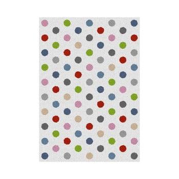 Covor Universal Norge White Dots, 57 x 110 cm de la Universal