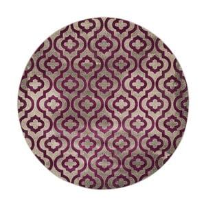 Fialový koberec Webtappeti Evergreen, 155cm
