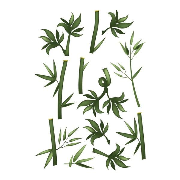 Samolepka Lucky Bamboo