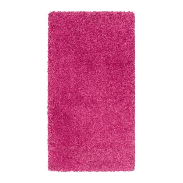 Růžový koberec Universal Aqua Liso, 57 x 110 cm