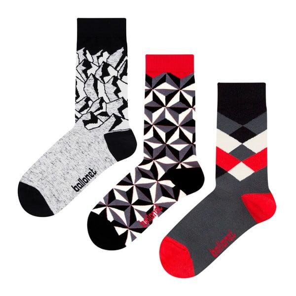 Dárková sada ponožek Ballonet Socks Shady, velikost 41–46