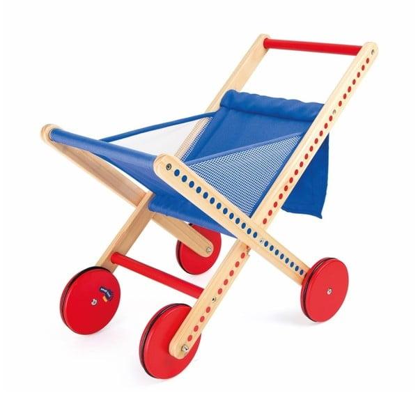 Nákupní vozík na hraní Legler Polka-Dot