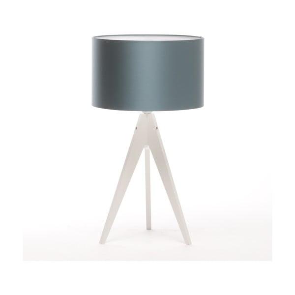 Stolní lampa Artist Ice Blue/White, 65 cm