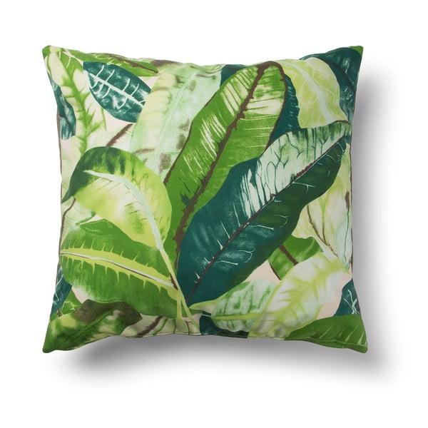 Tropical zöld párnahuzat, 50 x 50 cm - La Forma