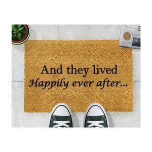 Rohožka Artsy Doormats Happily Ever After,40x60cm