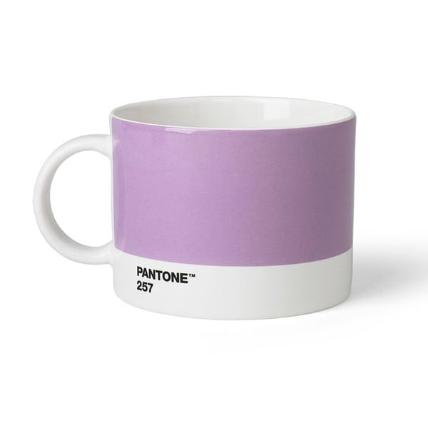 Jasnofioletowy kubek na herbatę Pantone, 475 ml