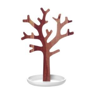 Stojánek na šperky Tree Acacia White
