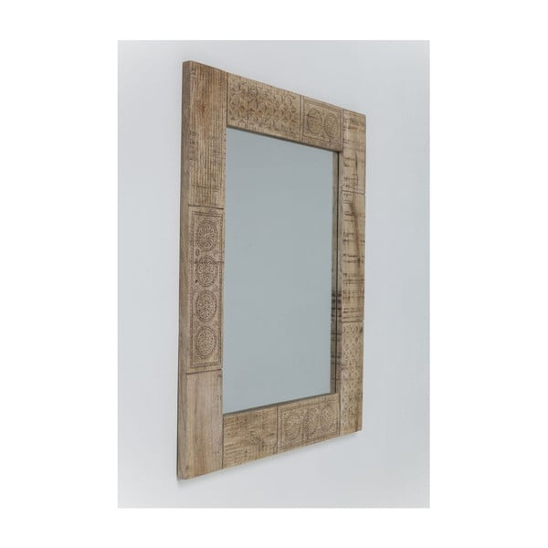 Nástěnné zrcadlo Kare Design Puro, 100x80cm