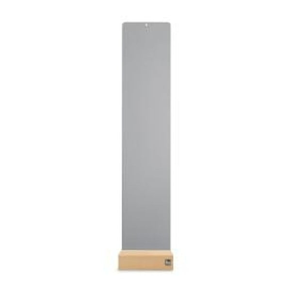 Podstavec pro magnetické květináče, šedý, 14x70 cm