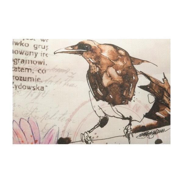Povlak na polštář Mauro Ferretti Bird Alessi, 40x40cm