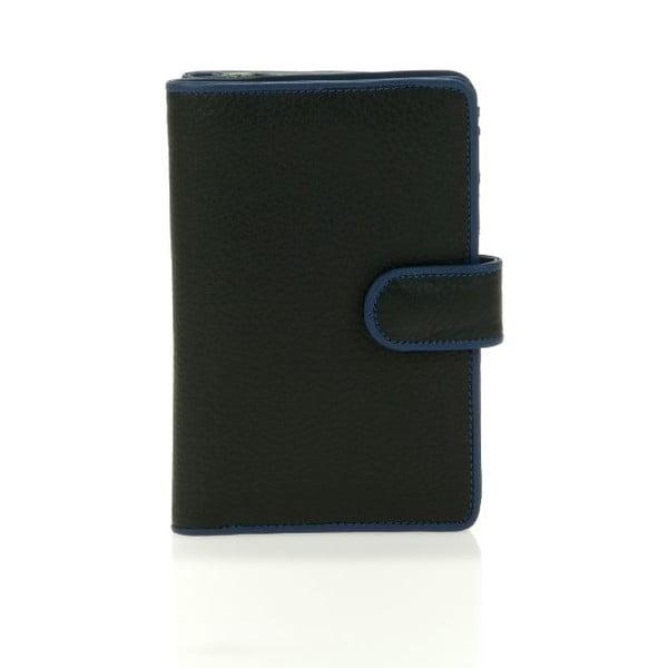 Peněženka Large Flapover Black