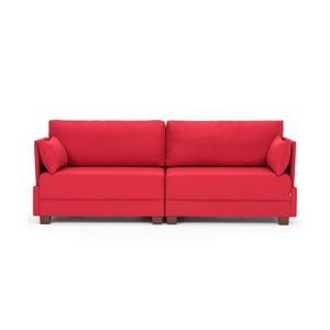 Canapea Balcab Home Lucy, roşu
