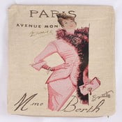 Povlak na polštář Paris Avenue, 45x45 cm