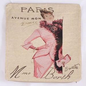 Povlak na polštář Paris Avenue, 44x44 cm