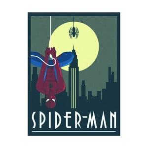 Obraz Pyramid International Marvel Deco Spiderman, 60 x 80 cm