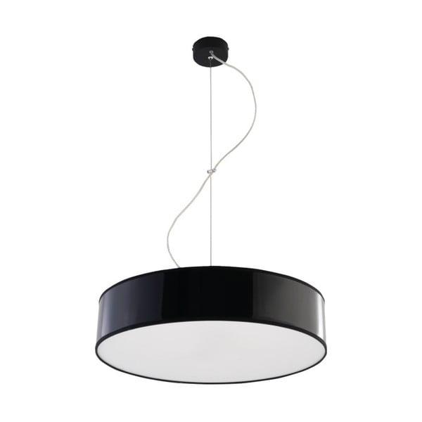Černé stropní svítidlo Nice Lamps Atis