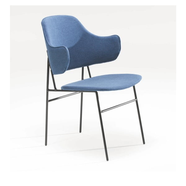 Modrá židle Thai Natura Summer