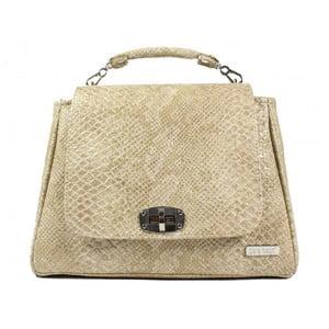 Béžová kabelka Dara bags Elizabeth No.6